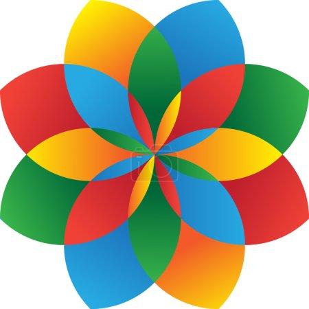Photo pour Logo colorfull - image libre de droit