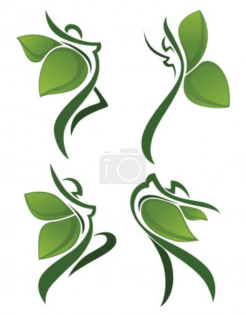 Illustration pour Collecte biologique vectorielle - image libre de droit