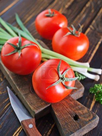 Tomato on board