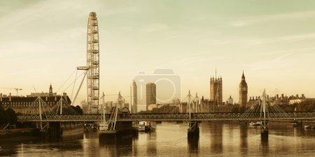 Thames River Panorama