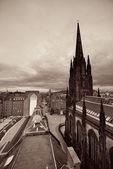 Edinburgh city pohledy