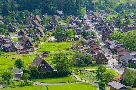 Gassho-zukuri village