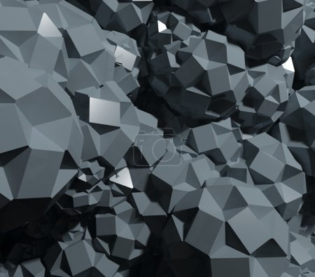 Abstract 3d background.