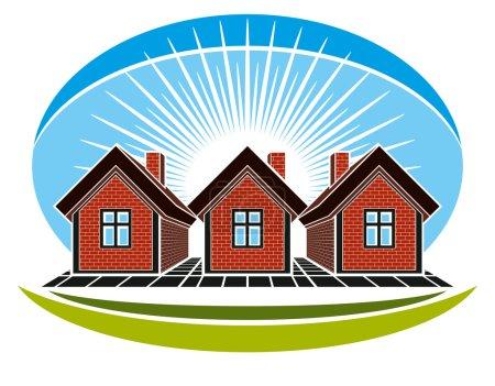 Real estate conceptual picture