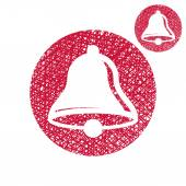 Bell simple single color icon