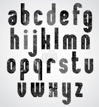Grunge mystique font