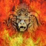 Постер, плакат: Hades statue