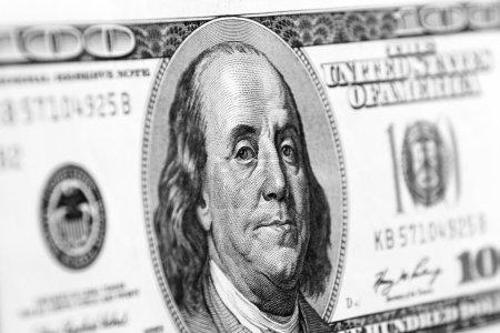Benjamin Franklin detail