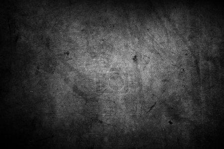 Photo pour Grunge sombre texturisé mur closeup - image libre de droit