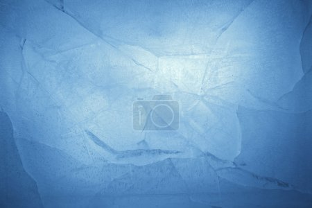 Closeup of ice