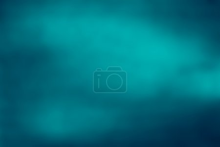 Photo for Abstract blue tone blurred background - Royalty Free Image