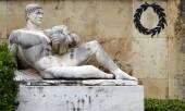 Taygetos monument ,Thermopylae, Greece