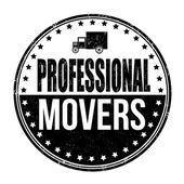 Professional movers stamp