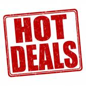 Hot deals stamp
