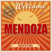 Welcome to Mendoza poster
