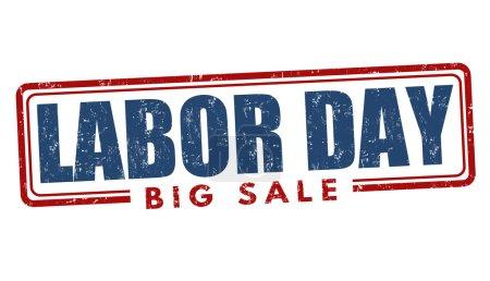 Labor day big sale stamp