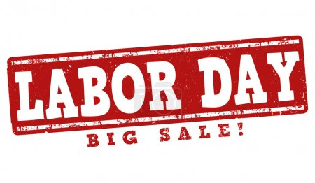 Labor day big sale stamp