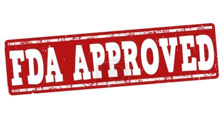 FDA approved stamp