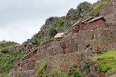 Pisac - Inca ruins in the sacred valley