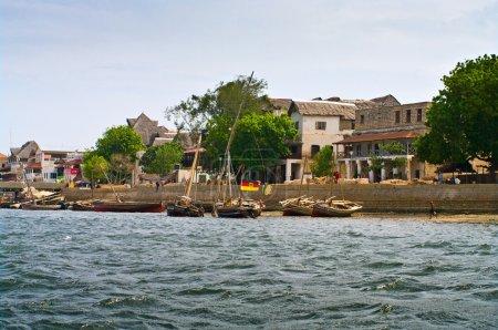 View of Lamu Town