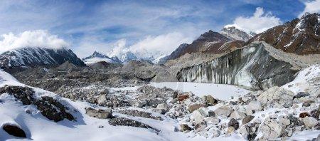 Ngozumba Glacier
