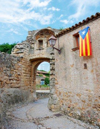 Medieval town  Peratallada