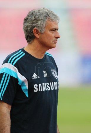 BANGKOK THAILAND MAY 29Jose Mourinho