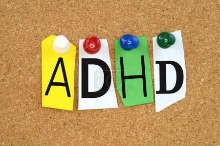 ADHD , abbreviation for Attention Deficit Hyperactivity Disorder