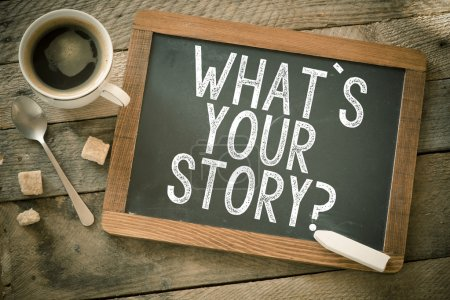What's Your Story? on Blackboard