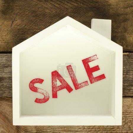 Sale Real estate sign