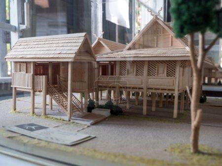 Ruean Galae Wooden House