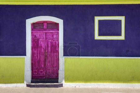 Photo pour Ville coloniale de Léon dans le nord du Nicaragua, Amérique centrale - image libre de droit
