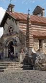 St. Stanislaus Church v Altos de Chavon v La Romana, Dominikánská republika