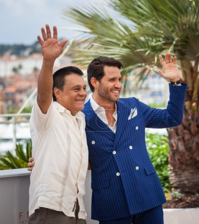 Hands Of Stone Photocall