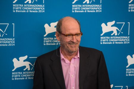 Photo for VENICE, ITALY - SEPTEMBER 01: Actor Richard Jenkins attends the 'Olive Kitteridge' photocall during the 71st Venice Film Festival on September 1, 2014 in Venice, Italy. - Royalty Free Image