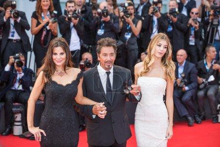 Al Pacino Camila Sola Lucila