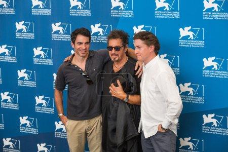 Chris Messina Al Pacino and