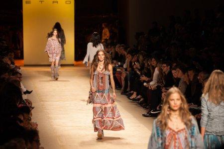 Etro - Milan Fashion Week Womenswear Spring-Summer 2015