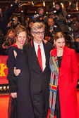 Laura Schmidt, director Wim Wenders and wife Donata Wenders