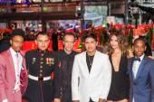 Darrell Britt-Gibson, Johnny Ortiz, Daniel Torres, Rafi Pitts and Pollyanna Uruena