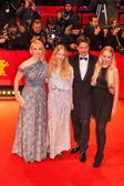 Thomas Vinterberg, Nana and Ida and actress Helene Reingaard Neumann