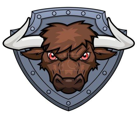 Bull  head 3