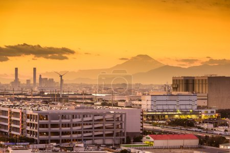 Fuji and Factories
