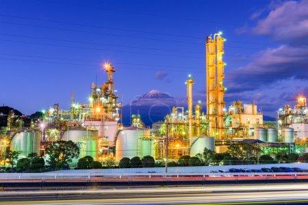 Factories and Fuji