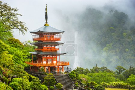 Photo for Nachi Taisha Shrine in Nachi, Wakayama, Japan. - Royalty Free Image