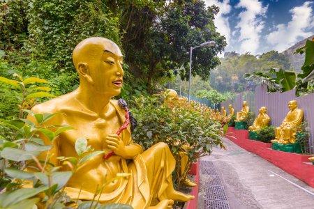 Hong Kong Buddhas