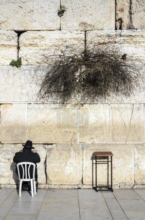 Jerusalem, Israel at the Western Wall