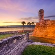 Постер, плакат: St Augustine Florida Spanish Fort