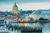 Annapolis on the Chesapeake