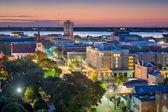 Charleston, South Carolina, USA downtown cityscape